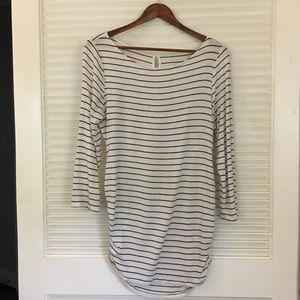 Motherhood Maternity 3/4 Sleeve Shirt